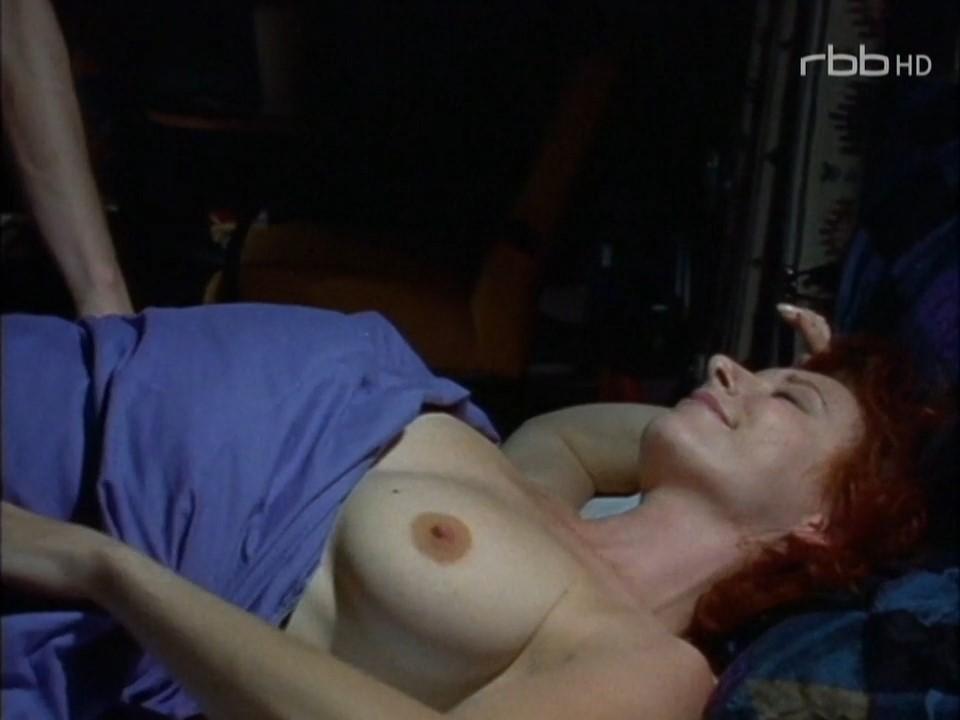 Nackt andrea sawatzkie Andrea Sawatzki