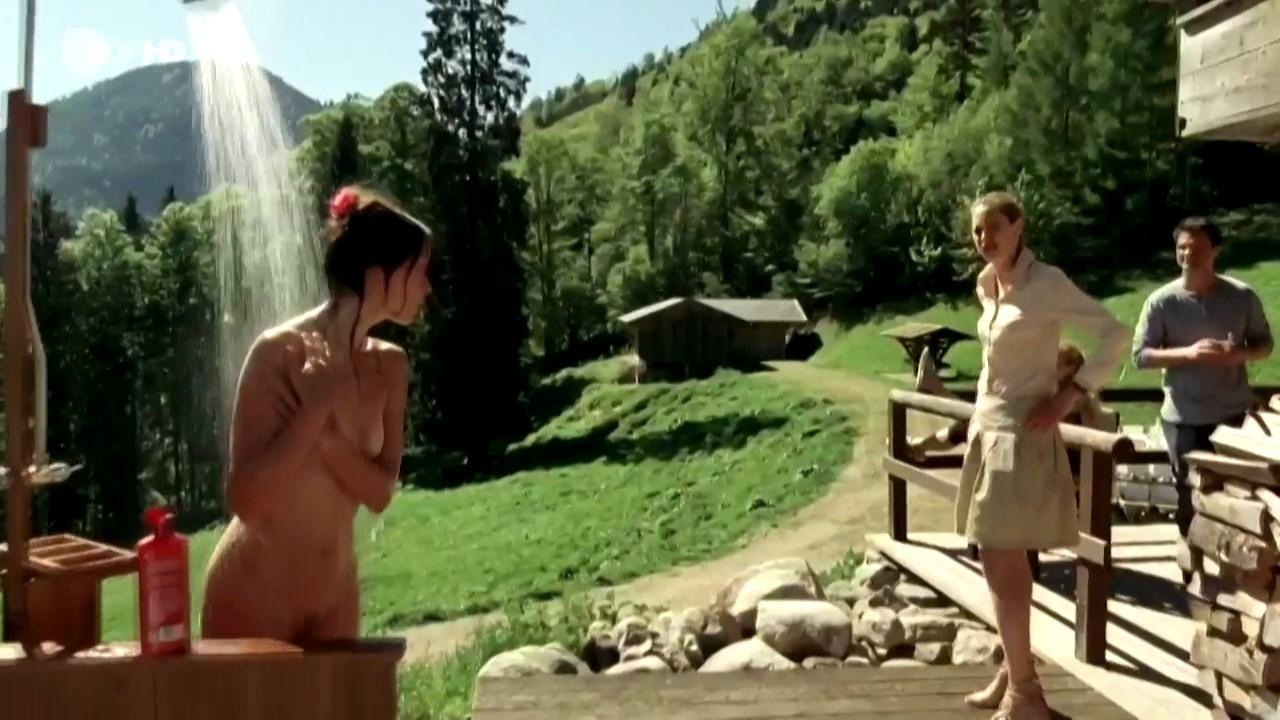 Schwabe nackt Anneke  Is Anneke