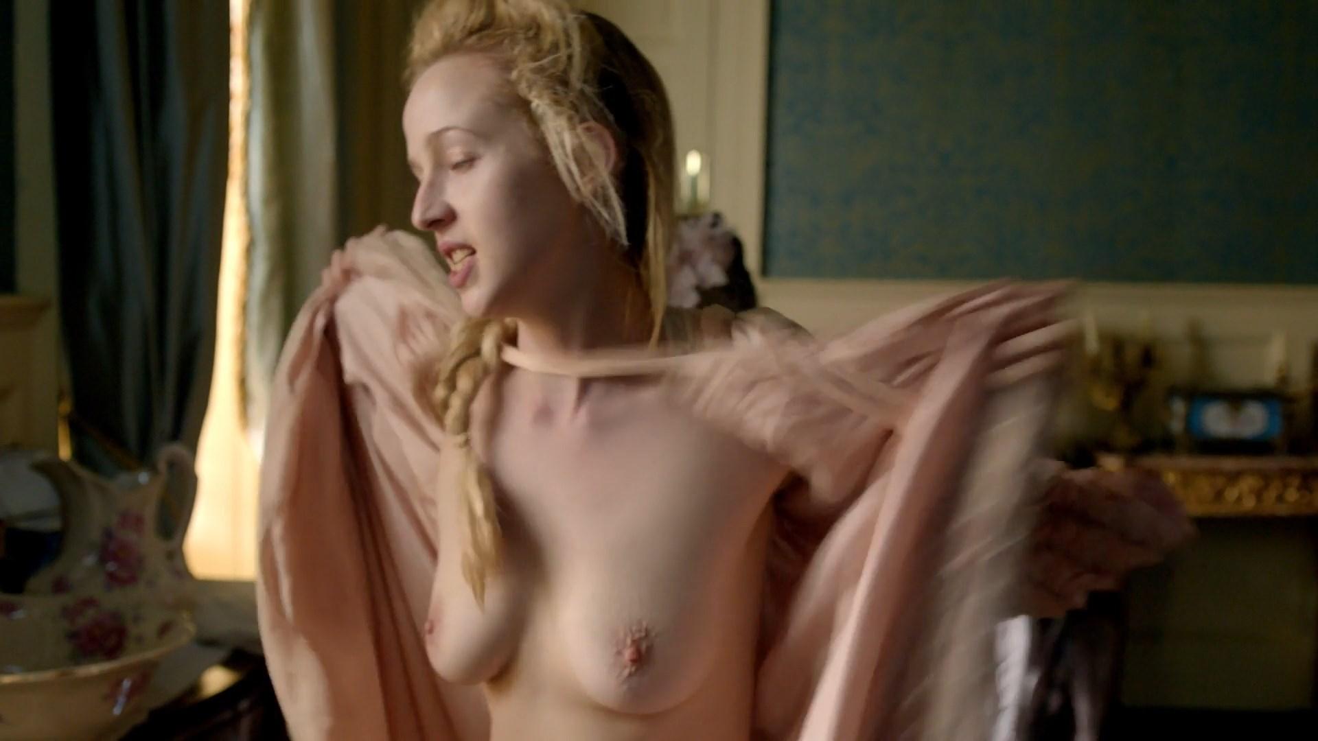 harlots nude