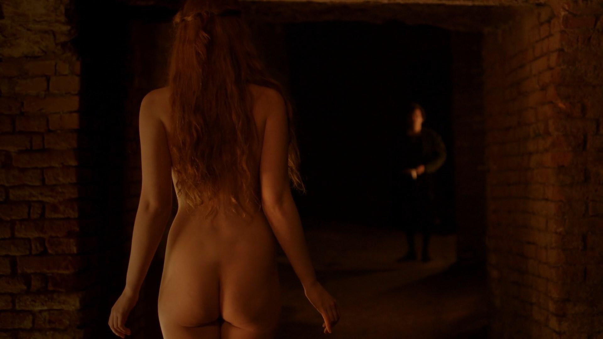 Borgia nude