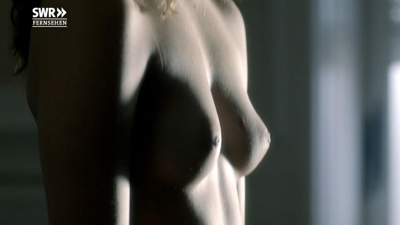 Marie Lecomte  nackt