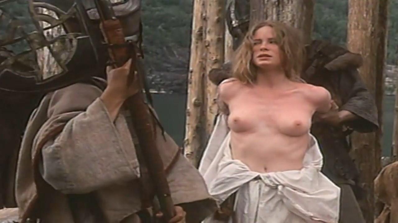 Maria Bonnevie Nude