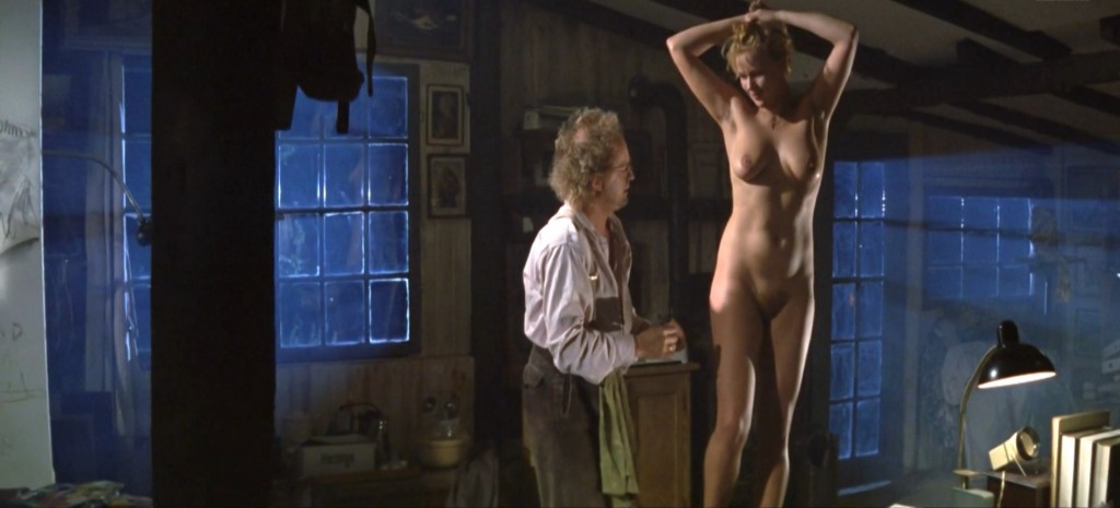 Naked veronica sixtos