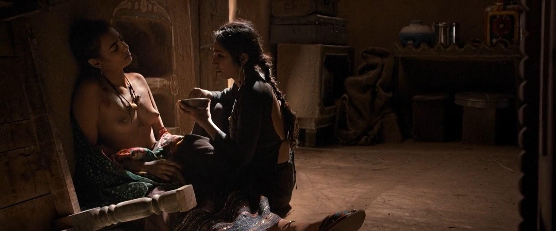 Radhika apte parched sex scene