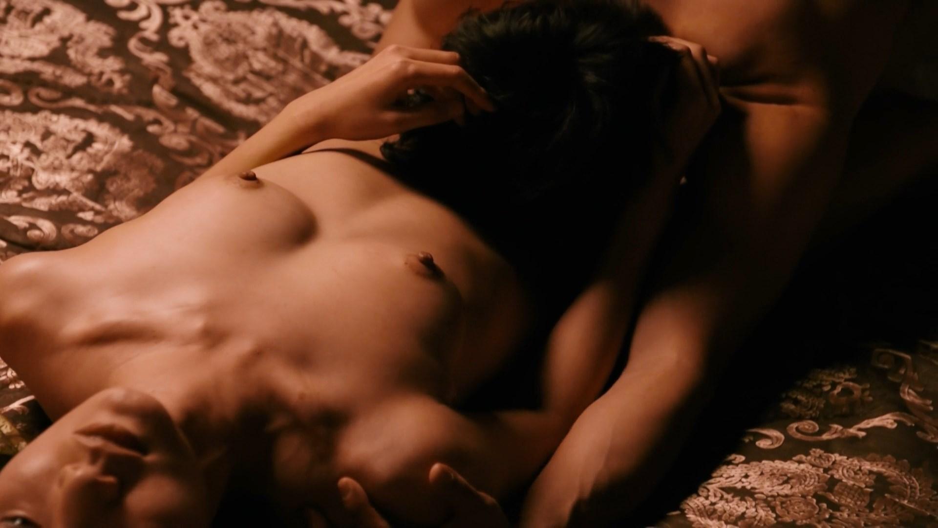 Jamie Clayton  nackt
