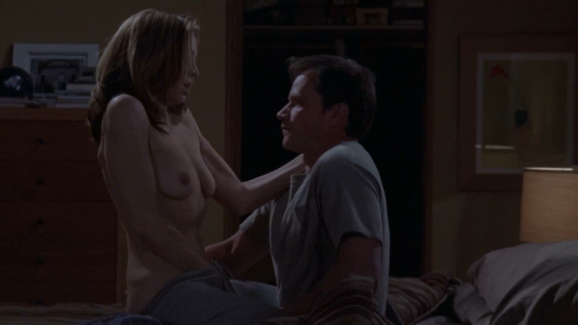 Ally Walker Nude Scene watch online - ally walker - tell me you love me s01 (2007