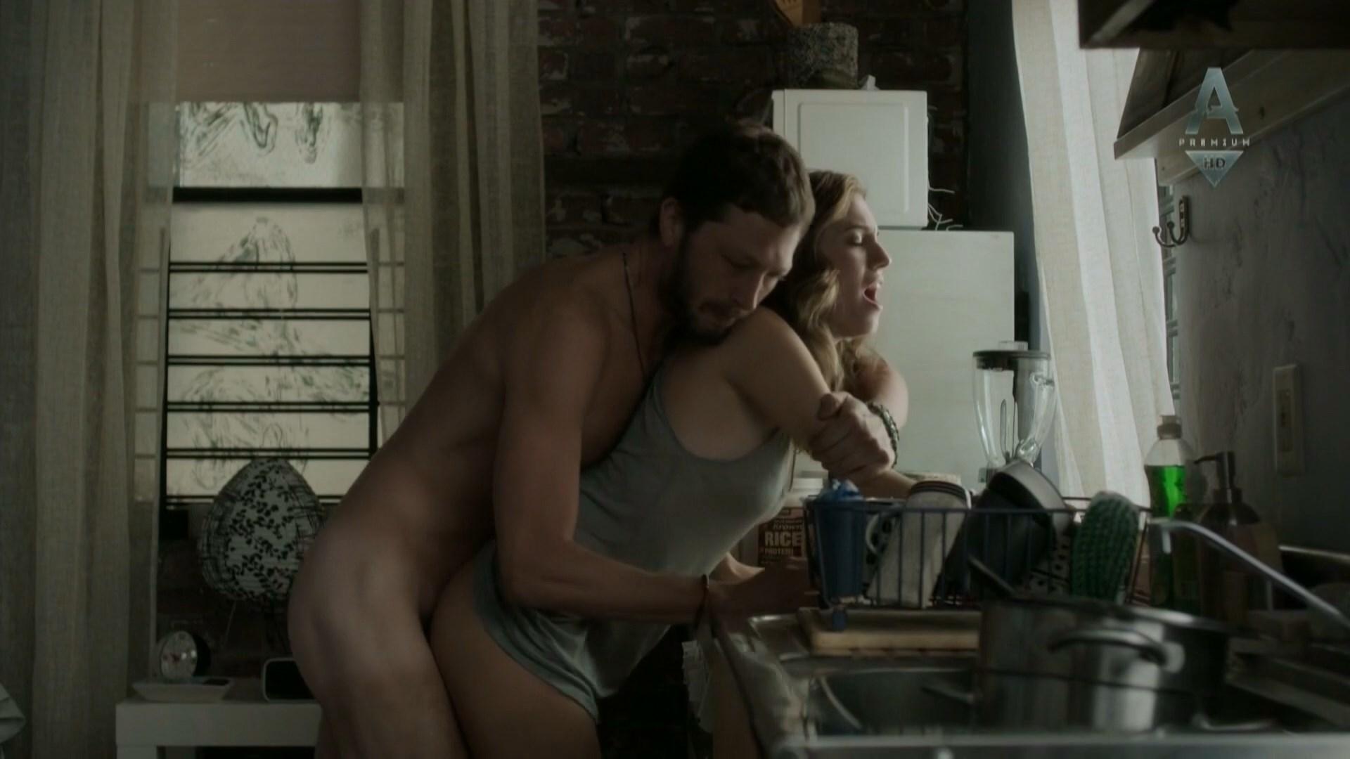 Lena Dunham  nackt