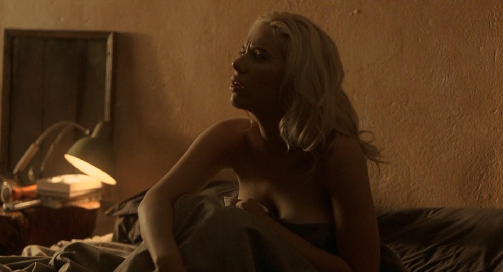 Vicky cristina barcelona sex scene