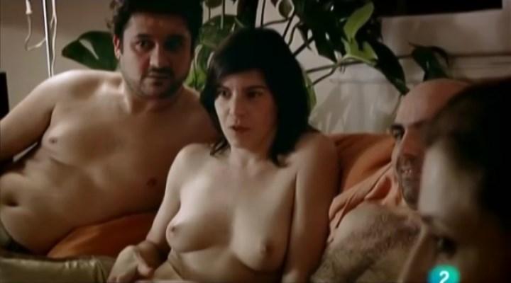 Pilar Castro  nackt