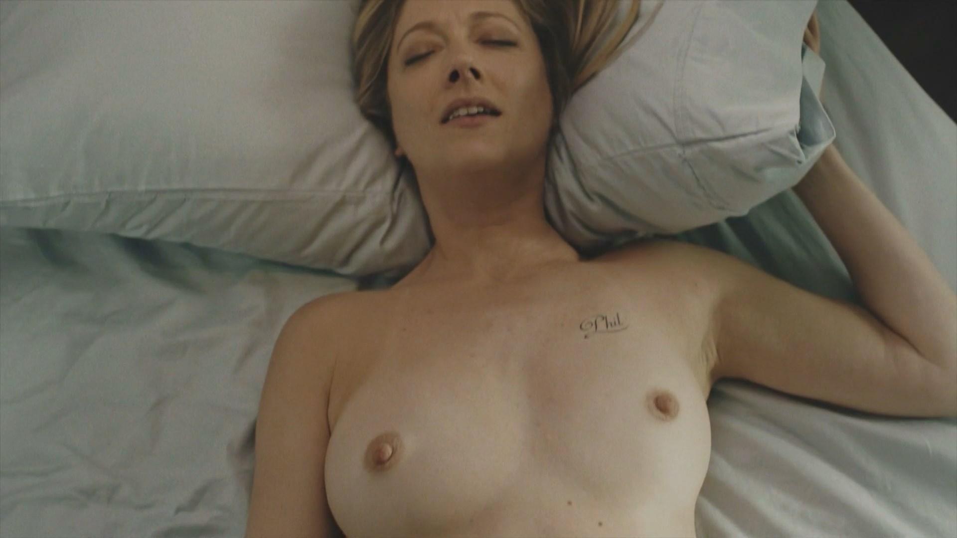 Lund nackt  B. Sarah Deadwood S03E05