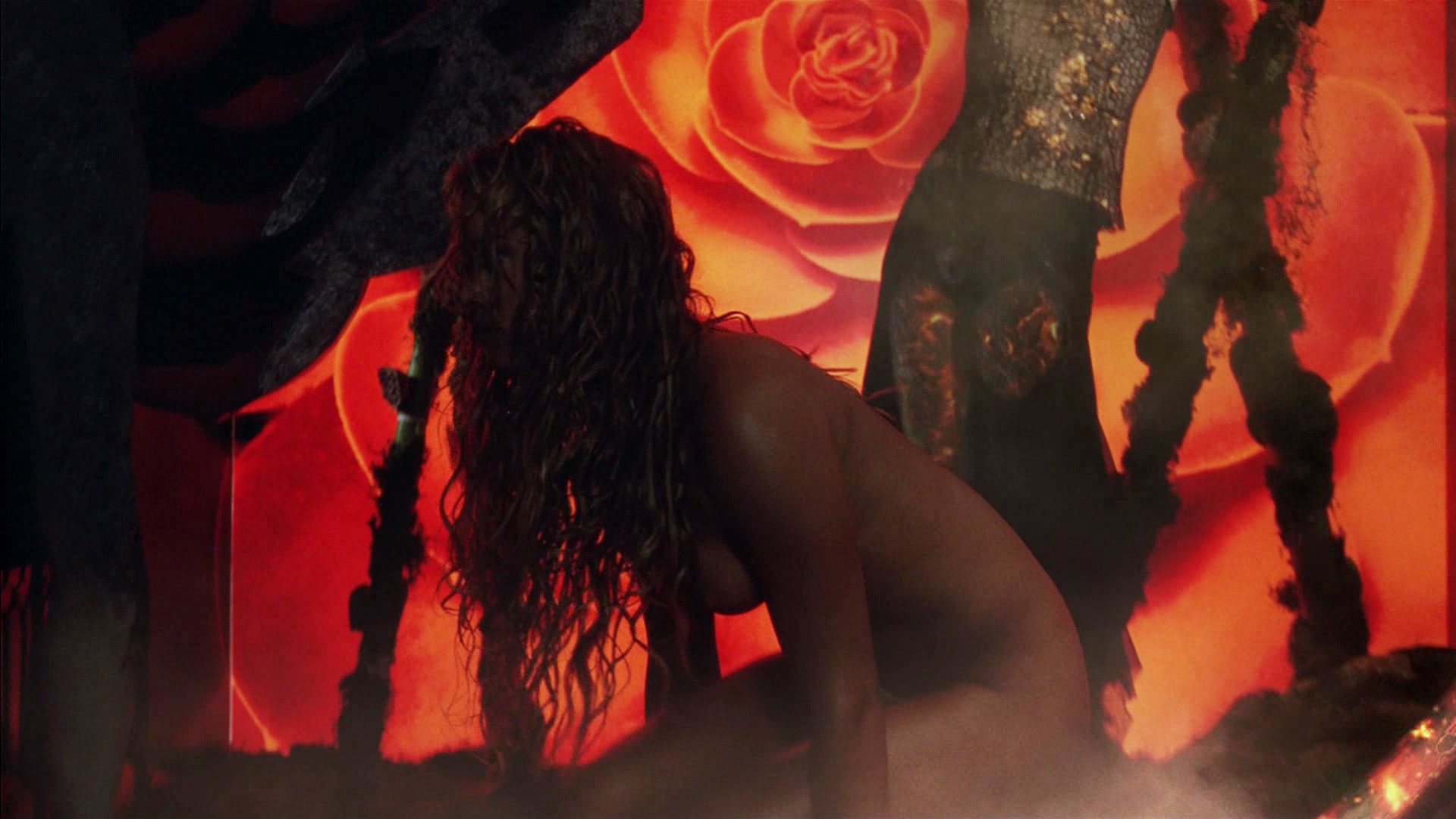 nudity in terminator movies
