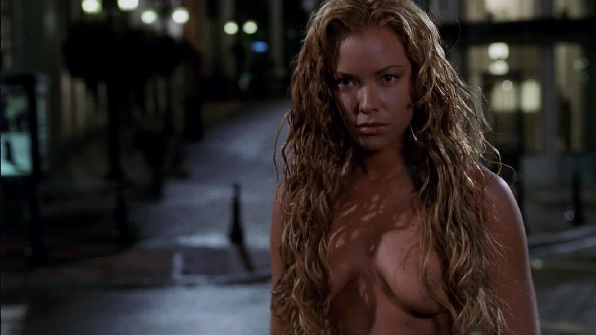 Terminator Naked Scene