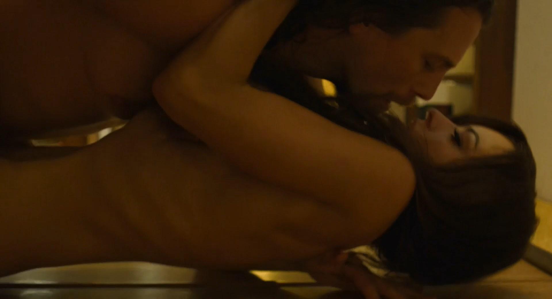 Alycia Debnam Nude watch online - claire holt, alycia debnam-carey, francesca