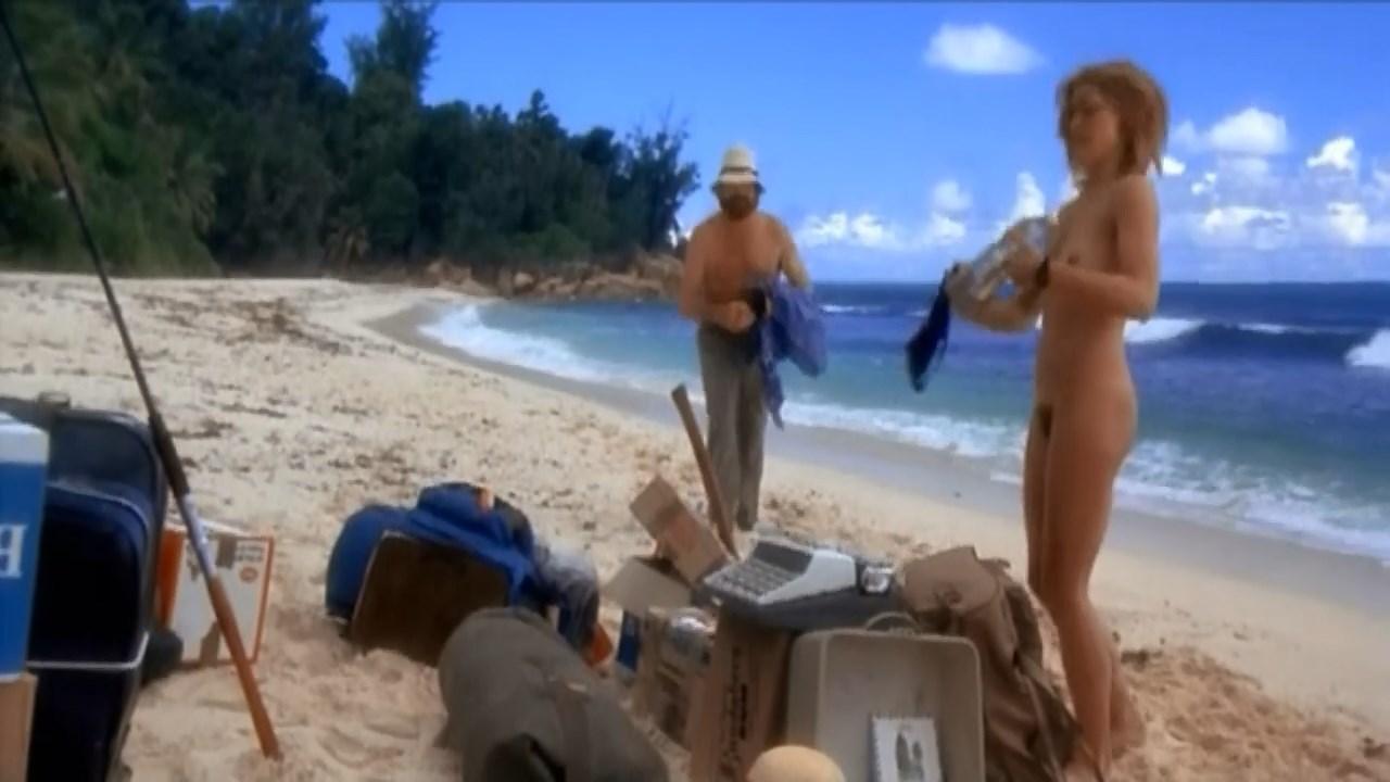 100 Pictures of Amanda Donohoe Castaway Nude