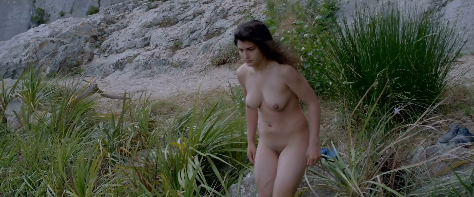 Marlène Saldana  nackt