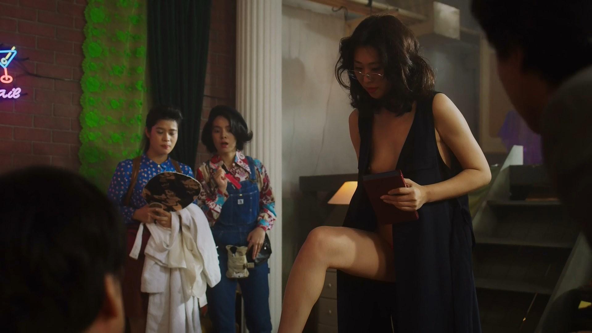 Angela Covello Nude watch online - misato morita, etc - the naked director
