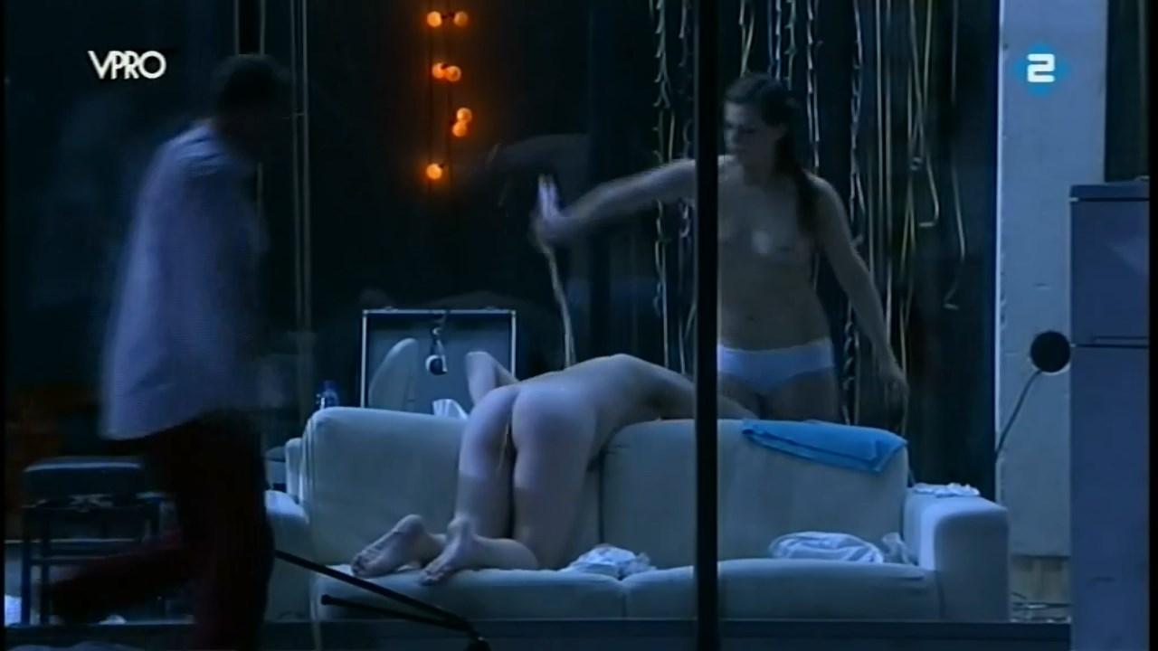 Elise Jansen  nackt