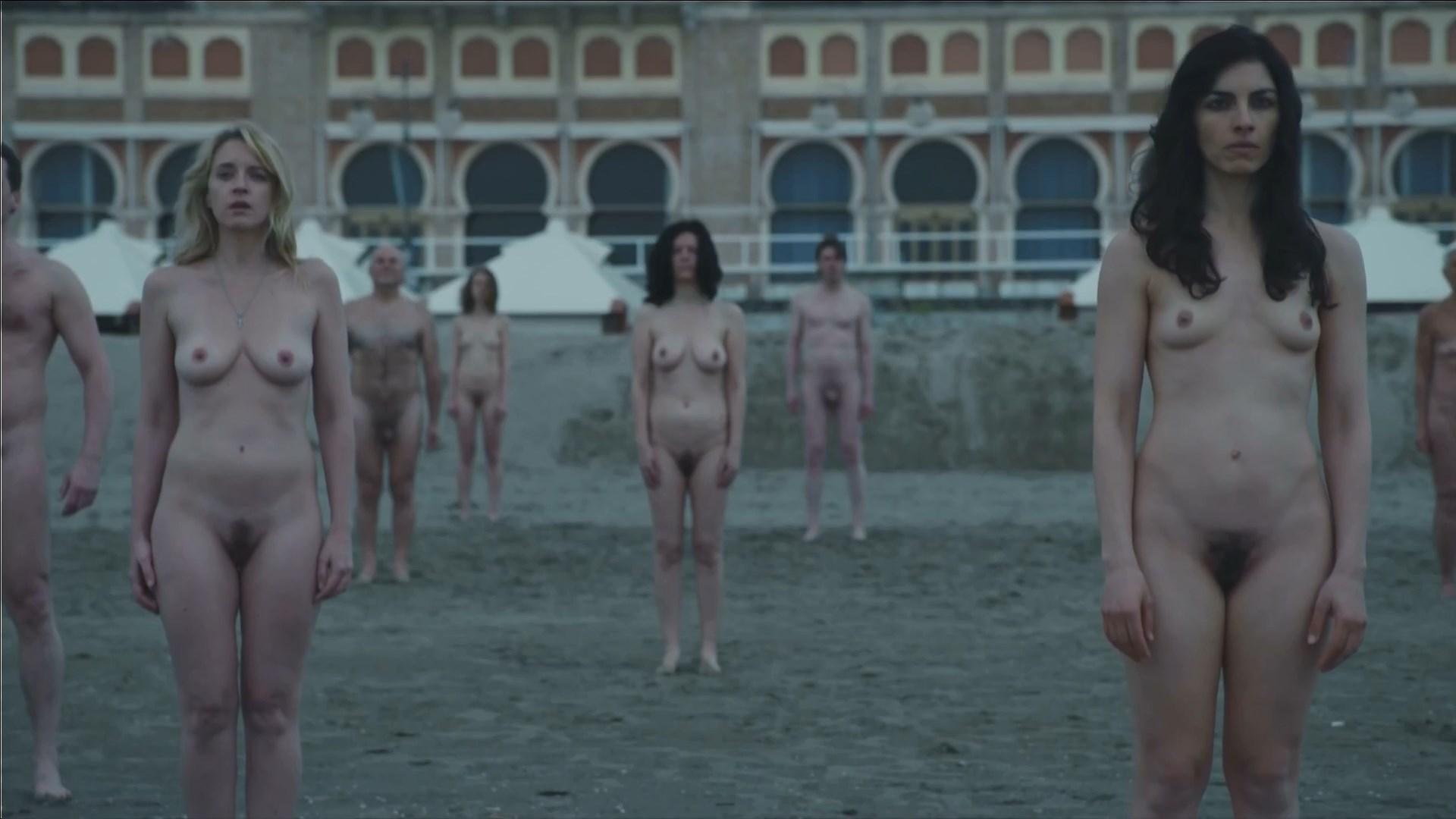 Ludivine Sagnier Nude  Celebs Nude Video - Nudecelebvideonet-6881