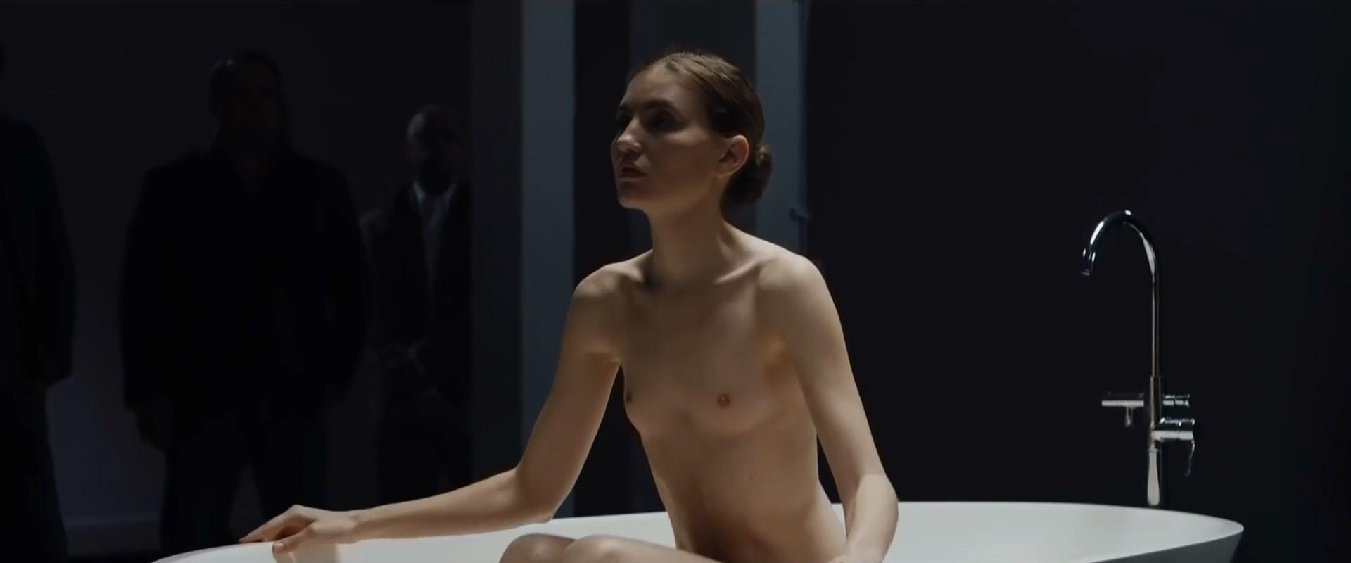 Édith Le Merdy  nackt