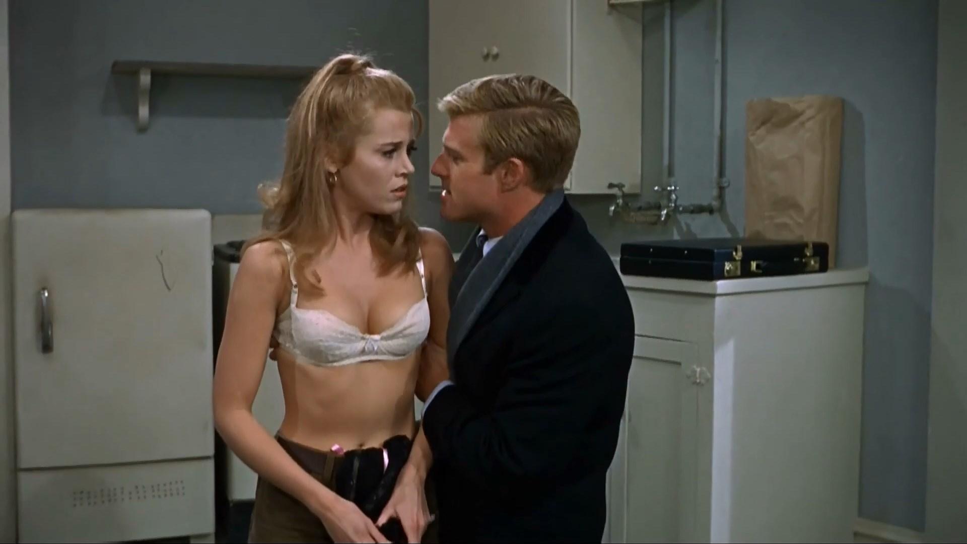 Fonda naked jane Jane Fonda