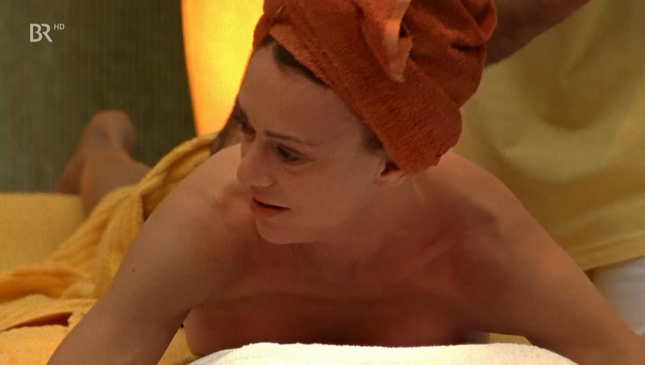 Nackt szene detmers maruschka Schauspielerin Maruschka