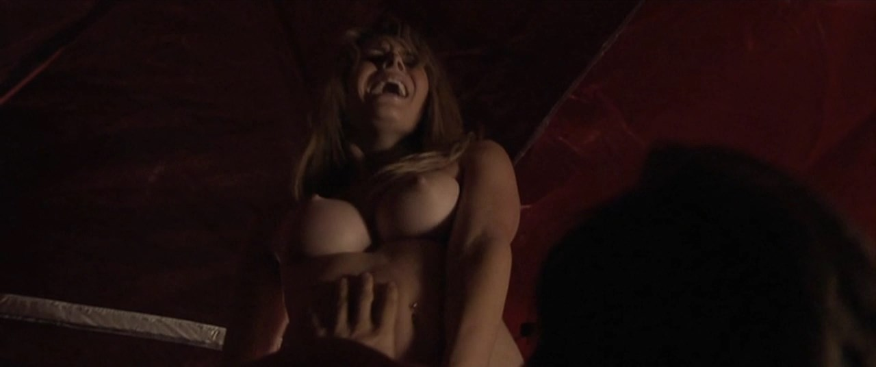Marianne Fortier  nackt