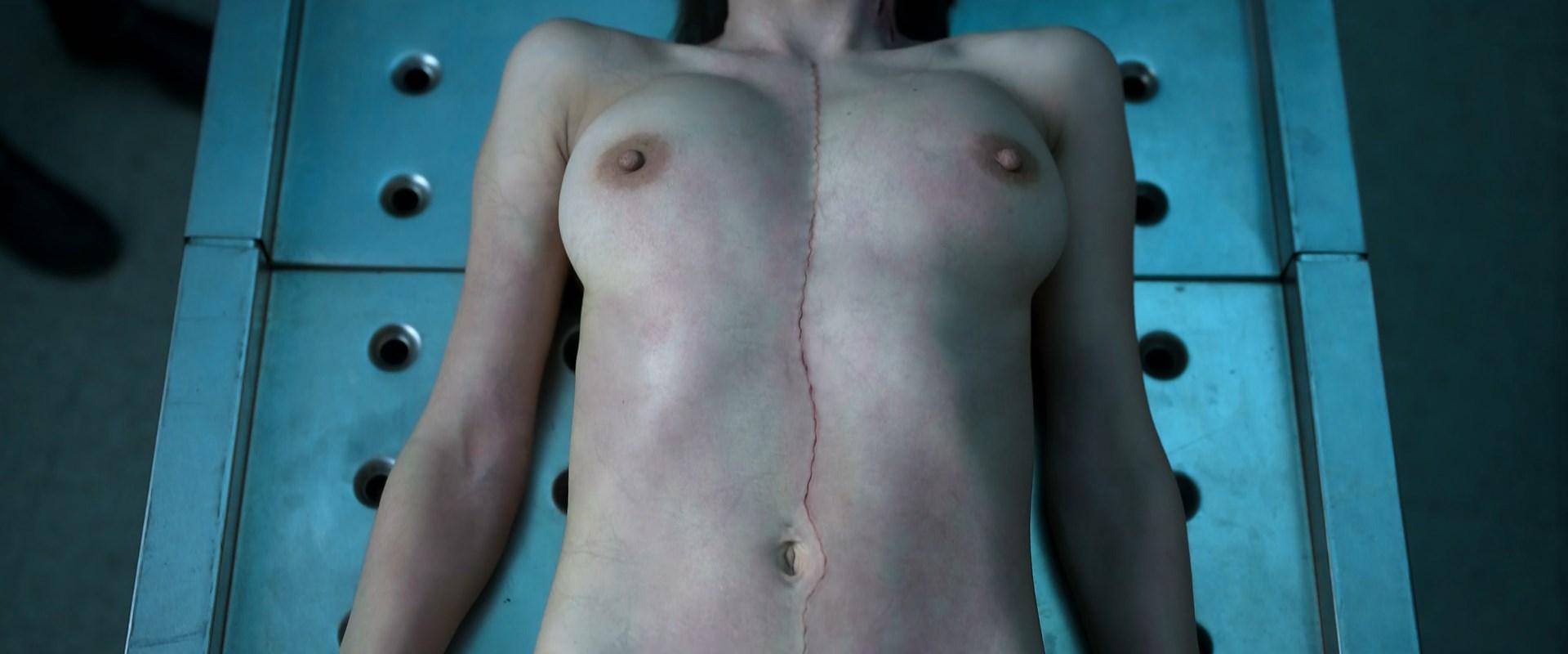 Delfina Chaves  nackt
