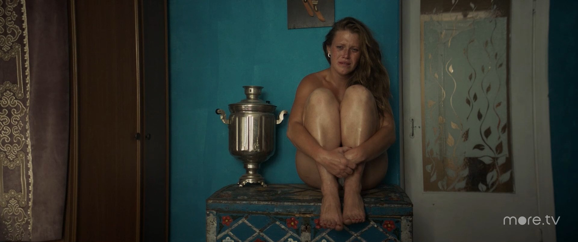Varvara Shmykova  nackt
