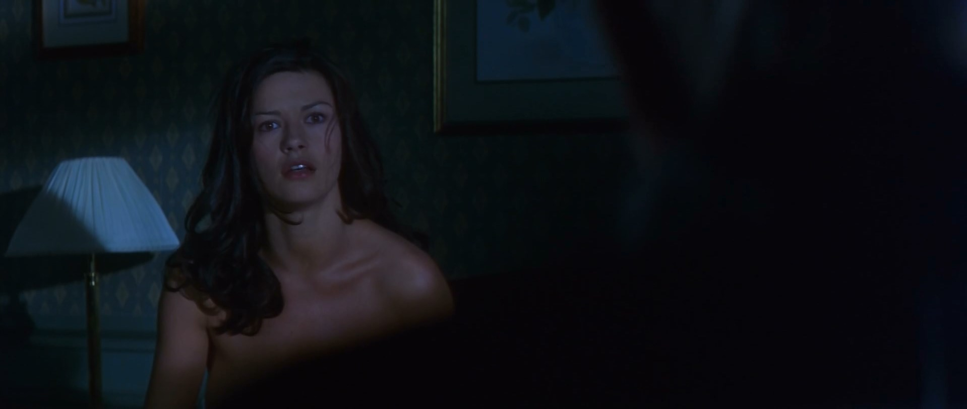 Catherine zeta jones naked