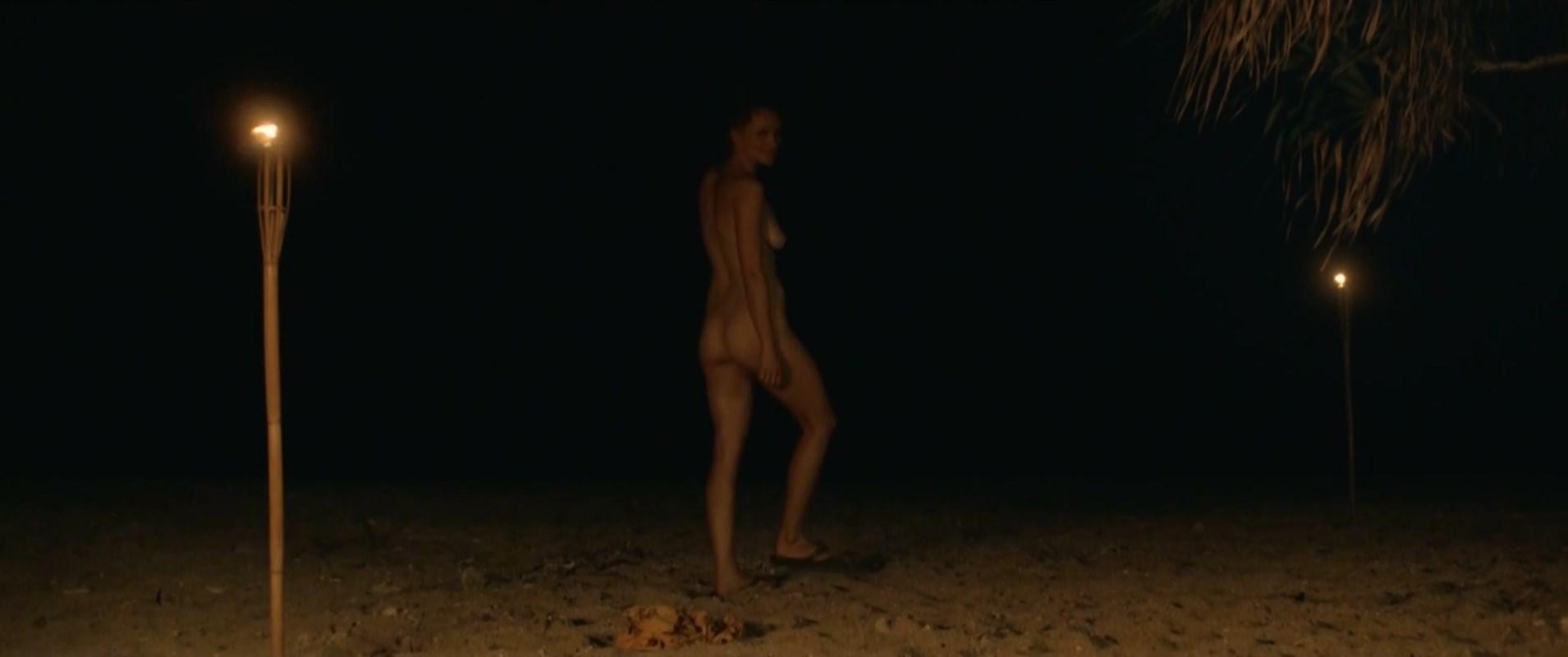 Manon Banta  nackt