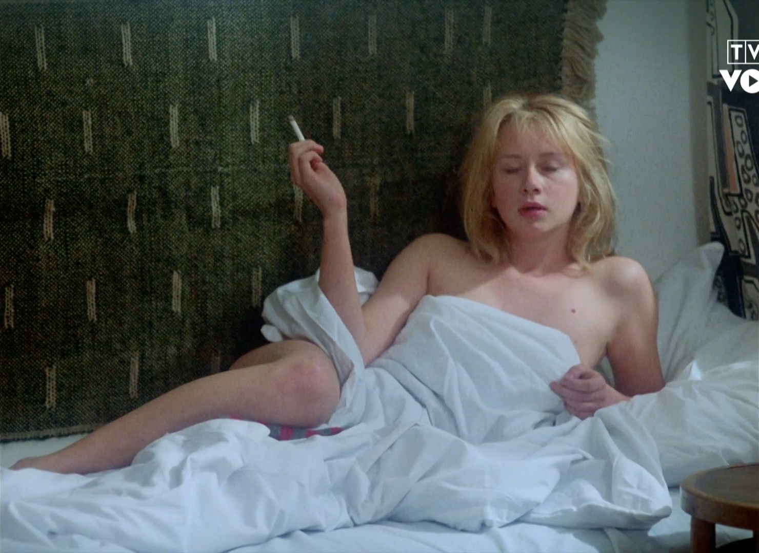Karina Szafranska  nackt