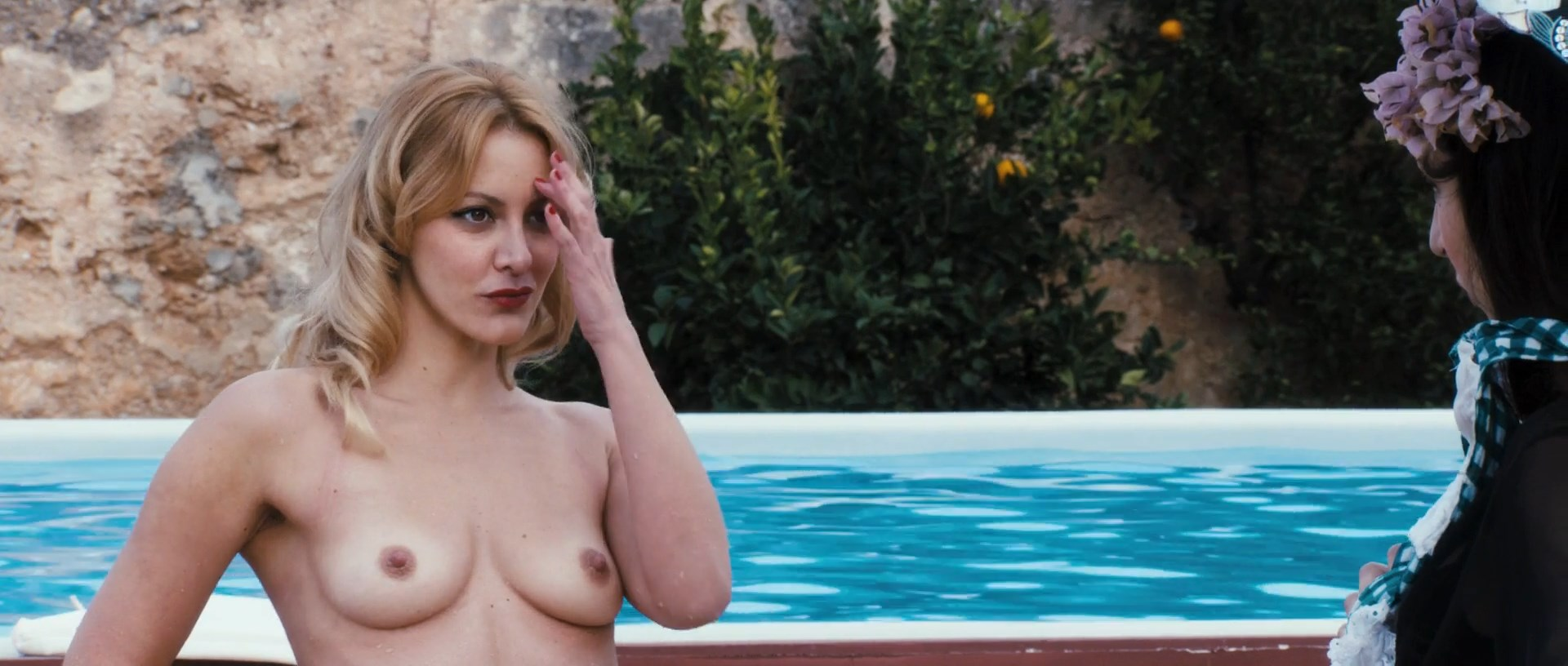 Nackt  Giovanna Rei NUDE ITALIAN